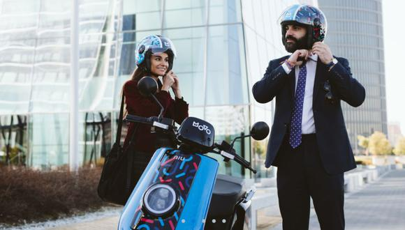 Movo busca ser una alternativa para movilizarse en una ciudad. (Foto: Movo)