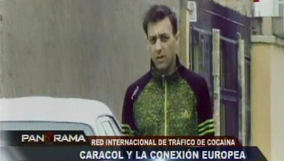 El oficial aseguró que el francés confesó en la intervencion que sí tuvo contacto con Gerson Gálvez Calle, alias 'Caracol', cabecilla de la banda 'Barrio King', quien es sindicado de manejar la salida de la droga por el puerto del Callao. (Panorama)