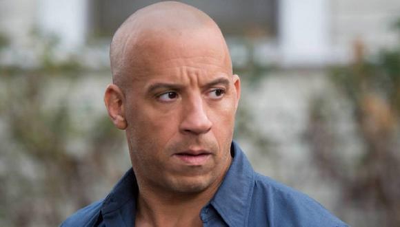 """Vin Diesel interpreta a Dominic Toretto desde la primera película de """"Rápidos y furiosos"""" (Foto: Universal Pictures)"""