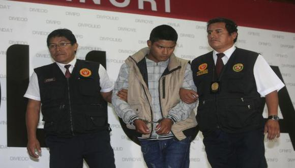 Chorrillos: cayó el sujeto que mató a balazos a una comerciante