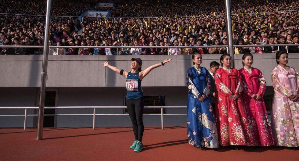 La maratón de Corea del Norte, una experiencia única [FOTOS] - 14