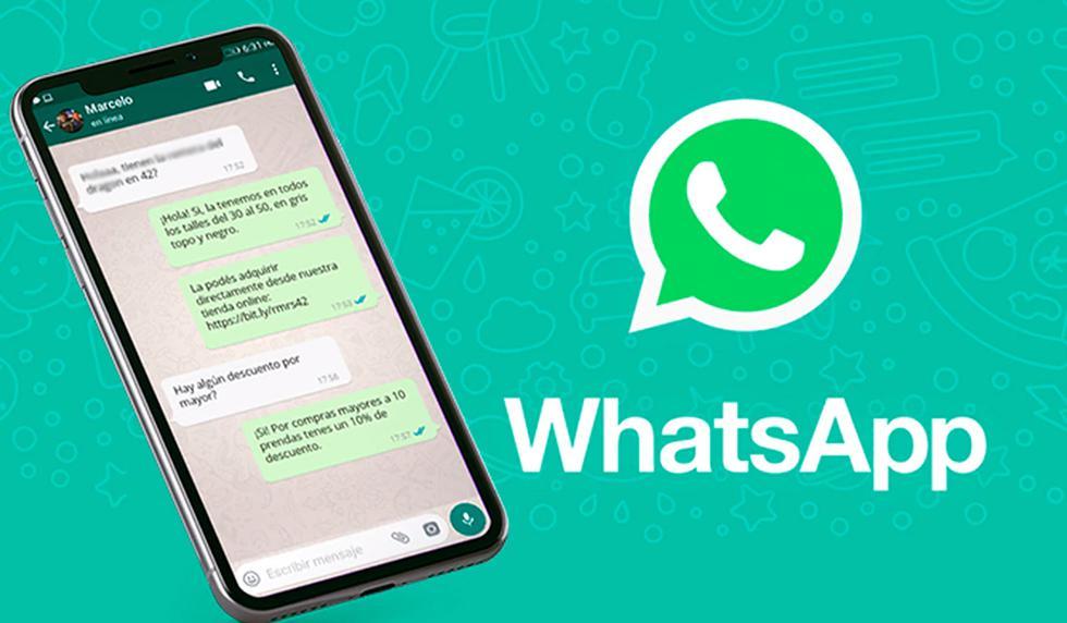 FOTO 1 DE 3 | De esta forma nunca más tocarás tu celular para responder un mensaje de WhatsApp | Foto: WhatsApp (Desliza a la izquierda para ver más fotos)