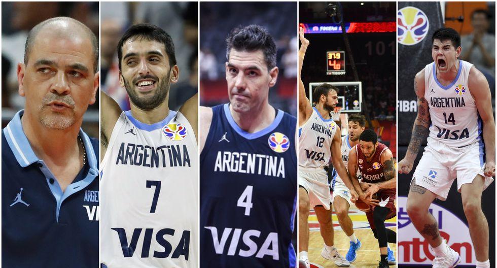 Argentina enfrentará este domingo (07:00 a.m. hora peruana) a España en la final del Mundial FIBA 2019 | Foto: Agencias