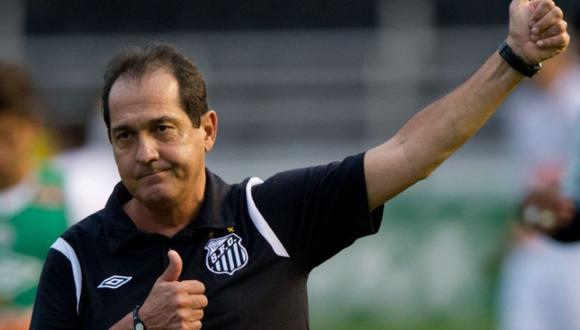 Muricy Ramalho, el técnico que sacó campeón de la Libertadores a Santos en 2011, conversó con El Comercio sobre Neymar, Pelé y la campaña de aquella temporada | Foto: AFP / Archivo