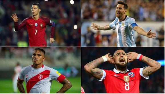 Entre los diversos partidos amistosos destacan los que sostendrá la selección peruana ante Paraguay y Jamaica. Además, Jorge Sampaoli debutará como técnico de la selección Argentina ante Brasil en Melbourne. (Foto: Agencias)