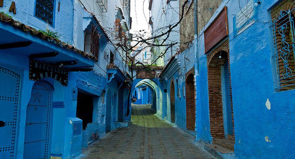 Conoce estas únicas y coloridas calles alrededor del mundo  - 1