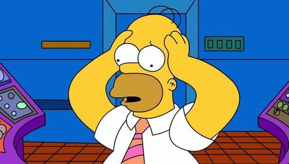 Homero Simpson tiene 30 años trabajando en la planta nuclear de Springfield (Foto: Fox)