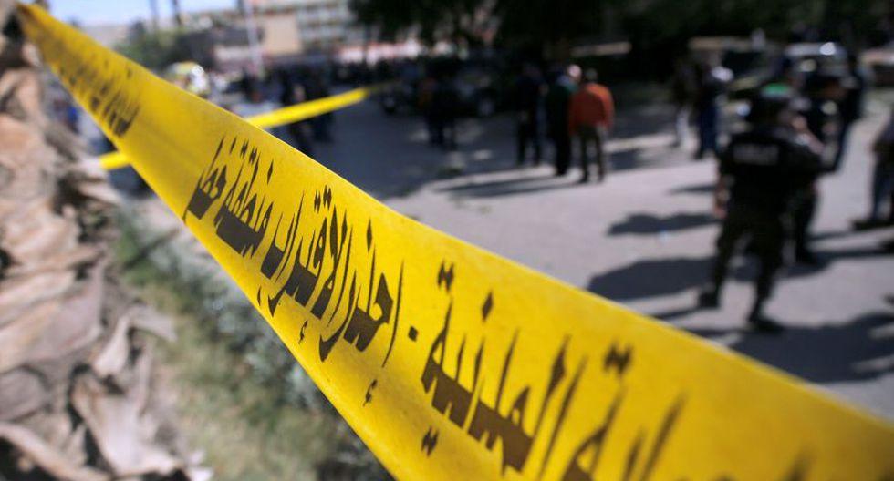 Egipto: Las imágenes del atentado que mató a seis policías - 1