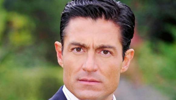 """Fernando Colunga comenzó su carrera con apariciones en """"Cenizas y diamantes"""", """"Madres egoístas"""" y """"María Mercedes"""" (Foto: Televisa)"""