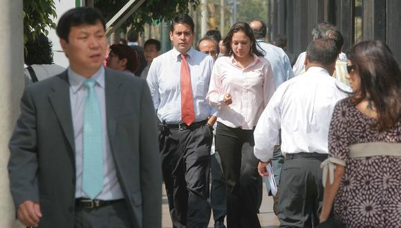 Trabajadores podrán estar sujetos a la suspensión perfecta de labores hasta el 9 de julio, según la normativa actual. (Foto: GEC)