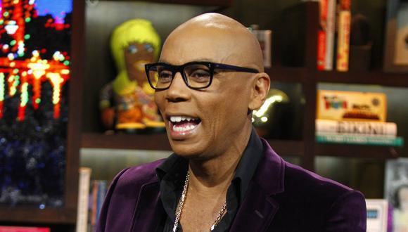 """RuPaul es un icono gay y presentador del reality de drag queens """"RuPaul's Drag Race"""" (Foto: AP)"""