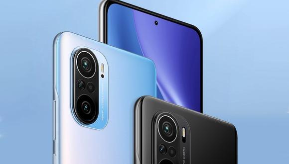 Conoce el gama media de Xiaomi, el Xiaomi Mi 11i, con módulos de cámara grandes. (Foto: Xiaomi)