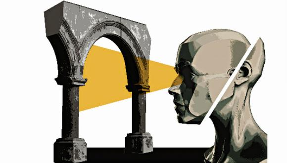 """""""Debemos considerar como una tarea prioritaria garantizar el cuidado del patrimonio documental que guarda el AGN"""". (Ilustración: Jhafet Pianchachi)"""