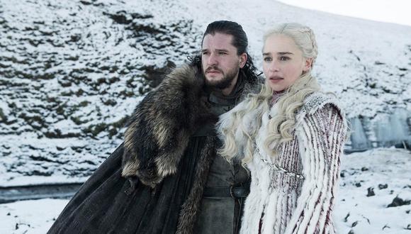 """La cita para el estreno del primer episodio del final de """"Game of Thrones"""" es el domingo 14 de abril de 2019. (Foto: Cortesía HBO)"""