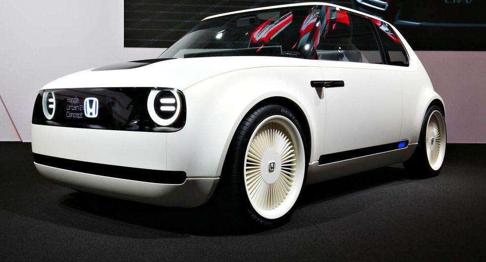 Honda e| Modelo eléctrico.Motor de 113 kW (para la versión Advanced). Autonomía de 200 kilómetros.
