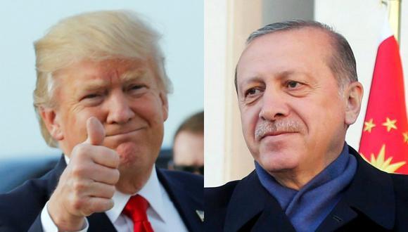 Trump felicita a Erdogan por referéndum que amplía sus poderes