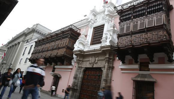 La cancillería peruana se refirió a las opiniones de políticos extranjeros sobre las Elecciones Generales 2021. (Foto: GEC)