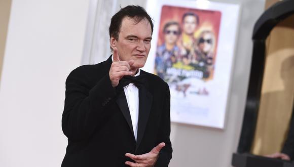 Quentin Tarantino. (Foto: Agencia)