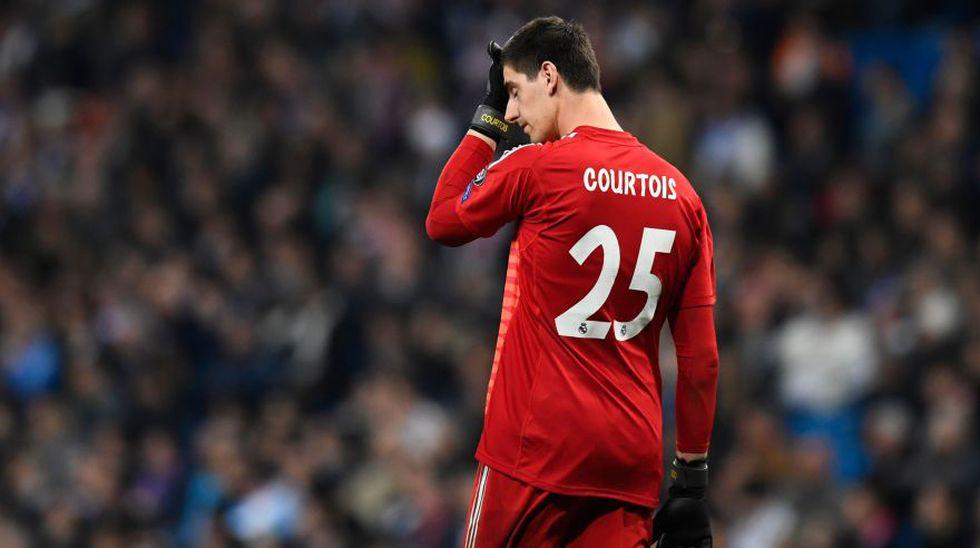 El Real Madrid pasó la mayor vergüenza de los últimos diez años, después de que fuera humillado en casa por el Ajax. El global fue 5-3 a favor de los neerlandeses. (Foto: AFP)