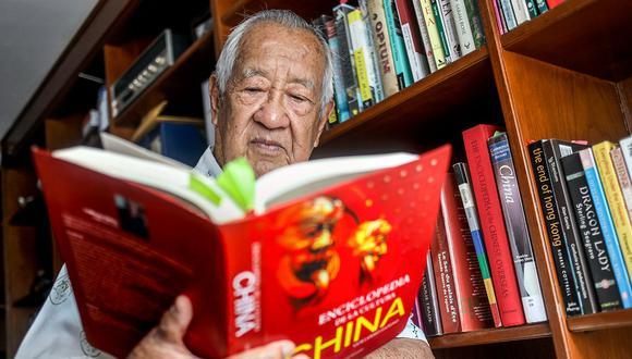 Hijo de inmigrante chino, Luis Chang Reyes ha sido embajador del Perú en la República Popular China.