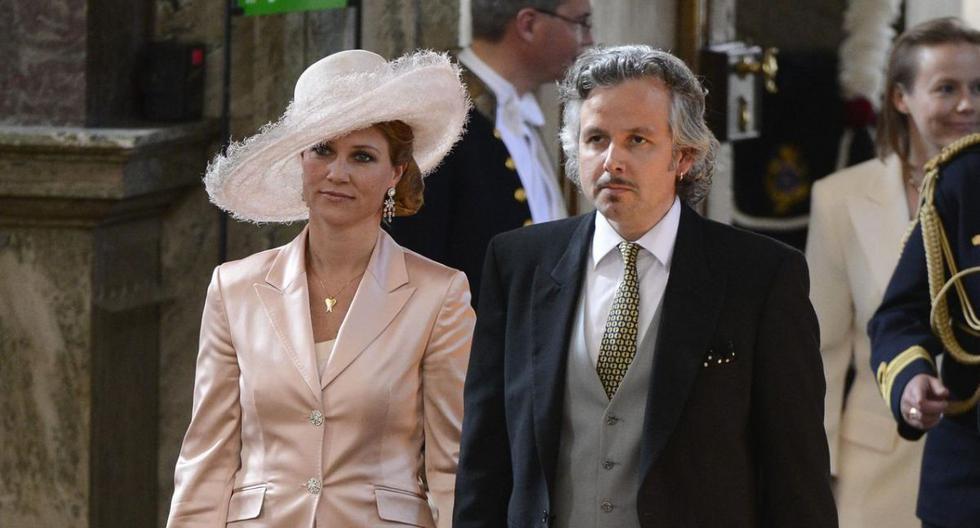 Ari Behn tuvo tres hijos con la princesa Marta Luisa, antes de divorciarse en agosto de 2016. (Reuters)