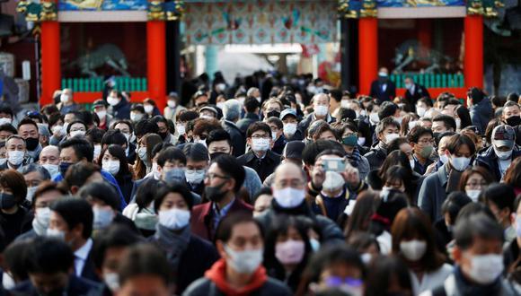 Coronavirus en Japón | Últimas noticias | Último minuto: reporte de infectados y muertos hoy, lunes 4 de enero del 2021. (REUTERS/Issei Kato).