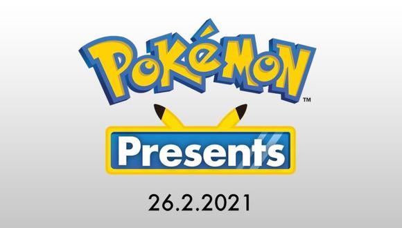 Esta vez Pokémon celebra su aniversario a lo grande con una presentación que se desmarca de los Nintendo Direct. (Imagen: Pokémon Company)