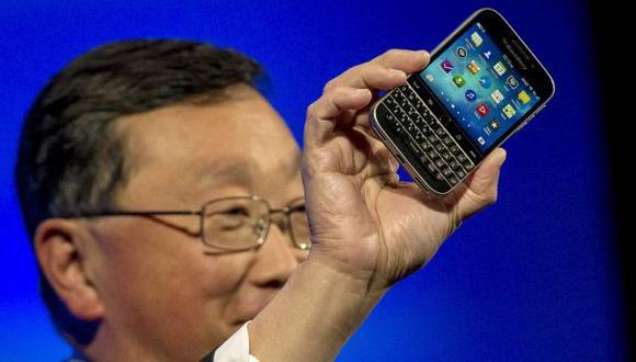 BlackBerry le dice adiós a su modelo Classic