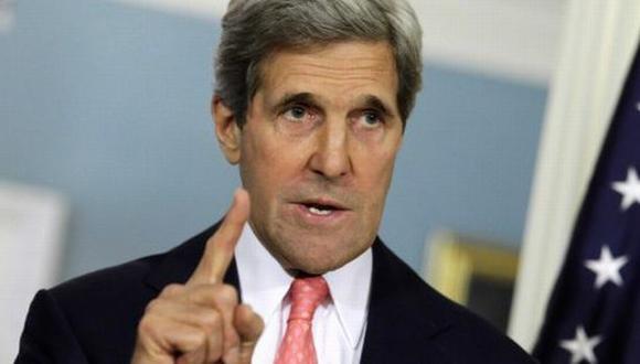 EE.UU. atribuye a Rusia los disturbios al este de Ucrania