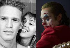 Miley Cyrus y Cody Simpson demuestran su amor disfrazados del Joker