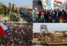 Preocupación en las fronteras: ¿Cómo impacta la crisis de Chile y Bolivia a la economía de las provincias de Tacna y Puno?