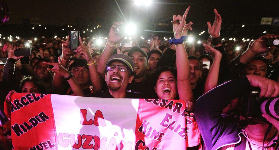 Alejandra Guzmán en Lima: Noche de rock con lleno total - 2