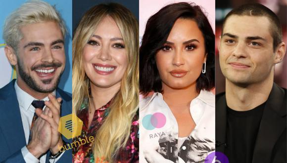 Estas son las aplicaciones móviles favoritas para buscar pareja de las celebridades (Foto: AFP)