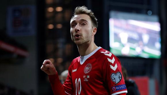 Christian Eriksen se recupera en el hospital y se suspendió el choque entre Dinamarca y Finlandia. (Foto: Agencias)