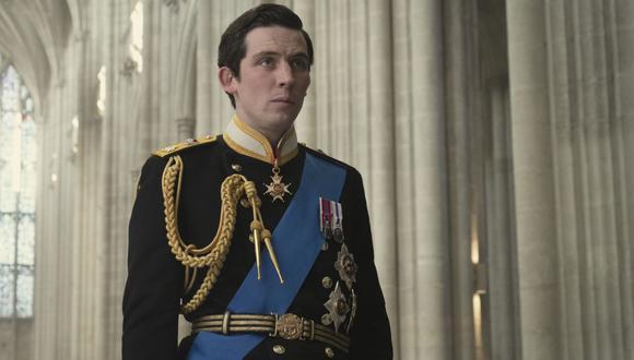 """Josh O'Connor interpretó al príncipe Carlos en la tercera y cuarta temporada de """"The Crown"""". (Foto: Alex Bailey/Netflix)"""