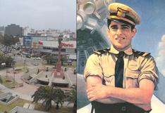 Óvalo Gutiérrez: ¿dónde quedó el monumento a José Abelardo Quiñones?