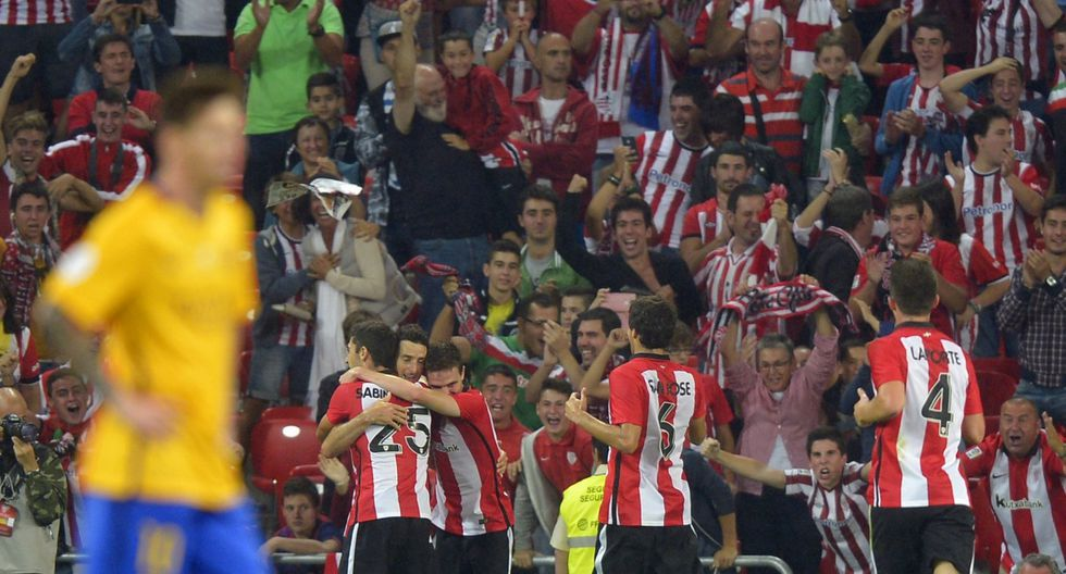 La desazón del Barcelona y la alegría del Athletic tras 4-0 - 12
