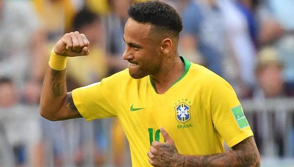 Neymar desea jugar las Olimpiadas de Tokio y la Copa América (Foto: AFP)