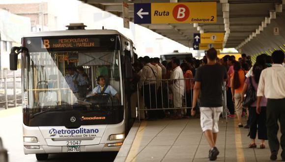 Metropolitano: gestión de Castañeda debe afrontar 8 arbitrajes
