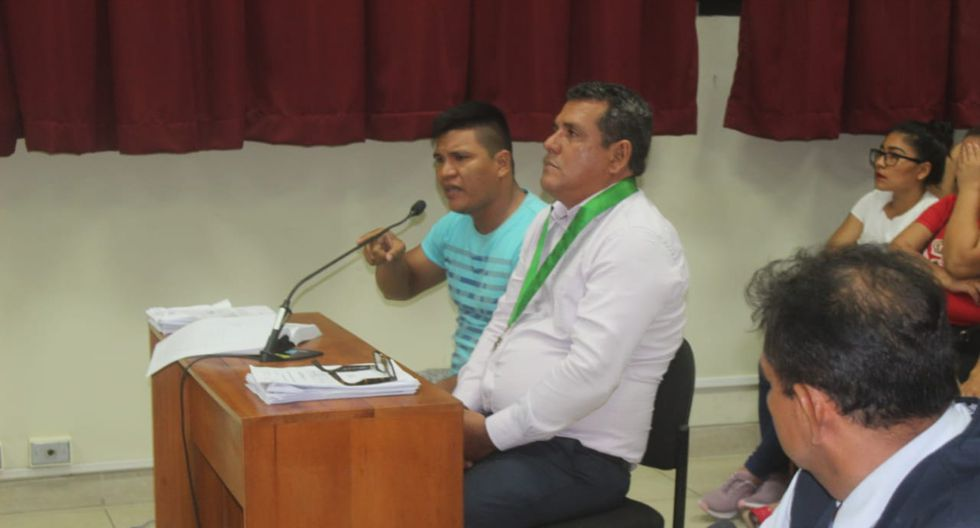 Poder Judicial dictó nueve meses de prisión preventiva para el suboficial. (GEC)