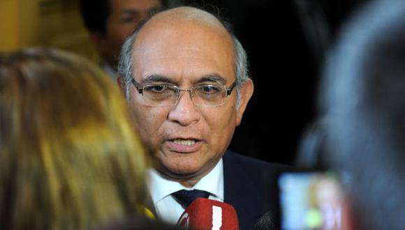 César Acuña confirma que Julio Rosas irá en su lista a Congreso