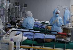 """Colegio Médico advirtió que ola epidémica del COVID-19 en Perú """"está casi incontrolable"""""""