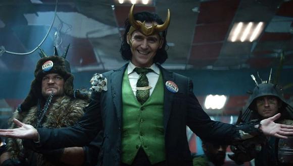 """Marvel señaló en un adelanto que """"Loki"""" es de género fluido. (Foto: Difusión Disney+)"""