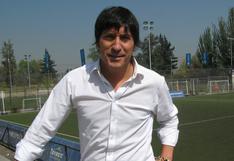 Iván Zamorano alentó y entonó canciones de Colo Colo en la previa del partido contra la U. de Concepción