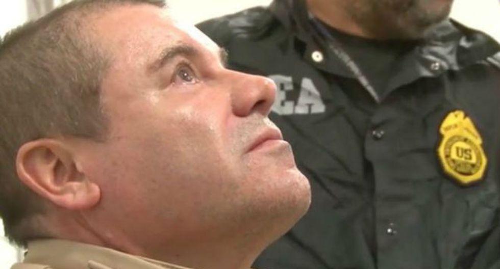 'El Chapo' Guzmán, quien fue extraditado a Estados Unidos en el 2017, fue declarado culpable este martes de los diez cargos de narcotráfico que enfrentaba.