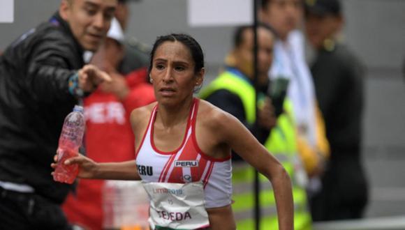 Gladys Tejeda participa en sus terceros Juegos Olímpicos. (Foto: Agencias)