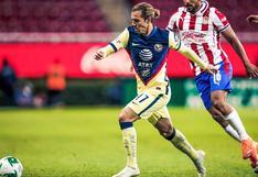 Chivas derrotó por 1-0 a América por la ida de los cuartos de final de la Liga MX 2020