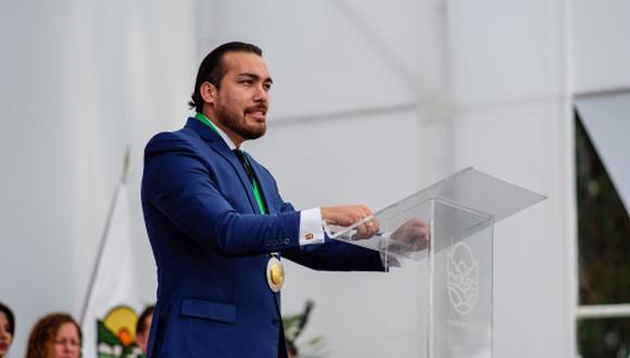 Álvaro Paz de la Barra fue elegido presidente de la Ampe (Foto: Municipalidad de La Molina)