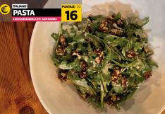 La crítica gastronómica de Paola Miglio a Pasta