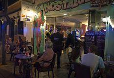 Policía supervisará que bares en España cumplan con restricciones sanitarias ante el aumento de contagios